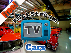 Flickstream TV Cars